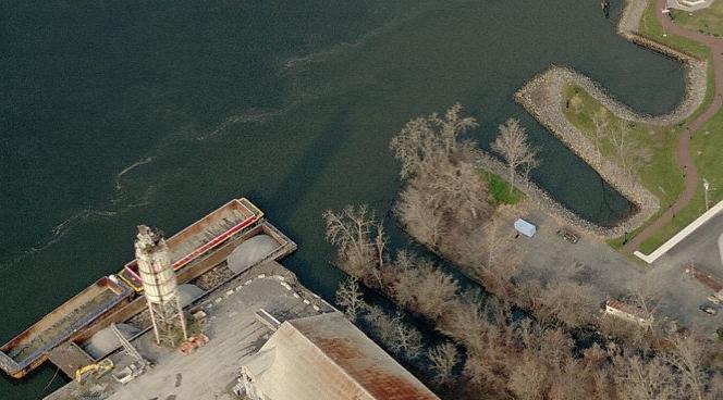 Aerial-dock
