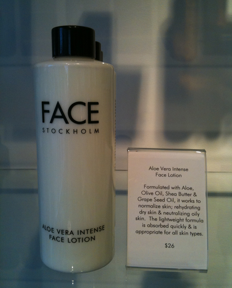 Face-lotion