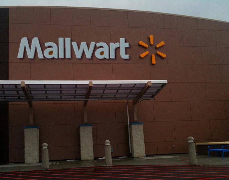 Mallwart